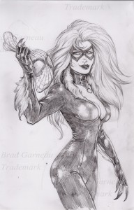 Black Cat unmaked_pencil