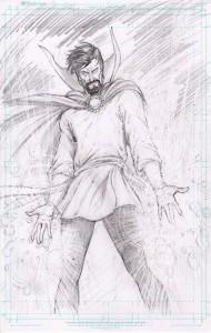 Dr Strange_pencil