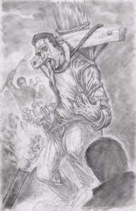 Frankenstein_pencil