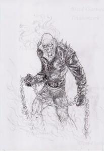 Ghost Rider_pencil