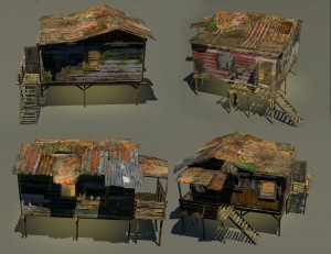 Jungle Shack Render00