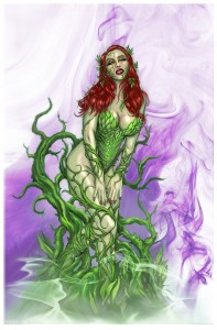 poison_ivy Standing
