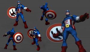 Captain America_Model
