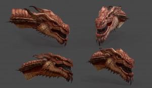 DragonHead_Model