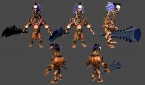 Mayan Model